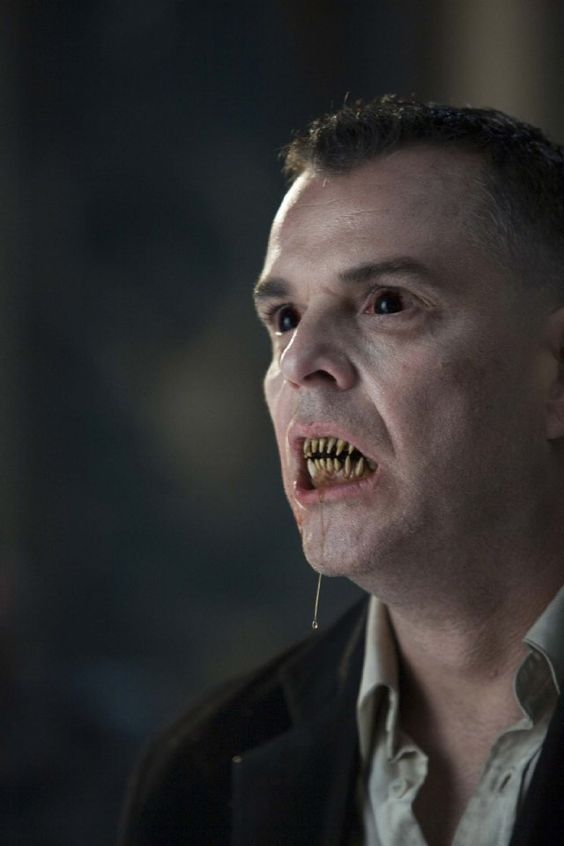 Danny Huston as Marlow in  30 days of Night