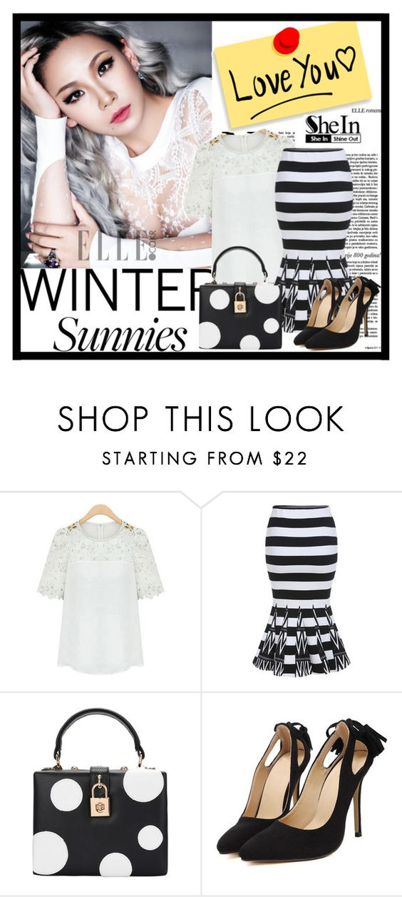 """""""10. Love you SheIn"""" by selmica11 ❤ liked on Polyvore"""