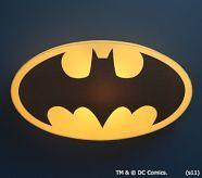 Batman sconce