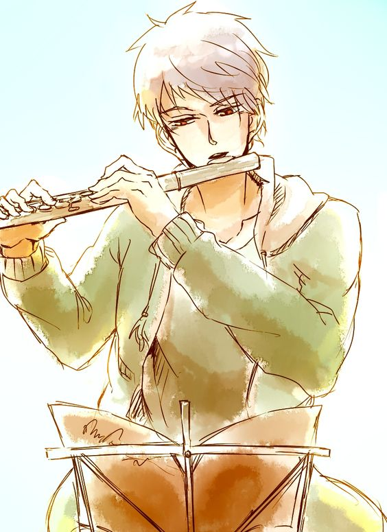 Questions About Germany And.. Who Is Old Fritz? (Hetalia)?