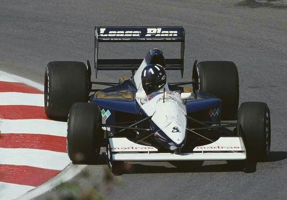 D. Hill, Brabham Judd, 1992