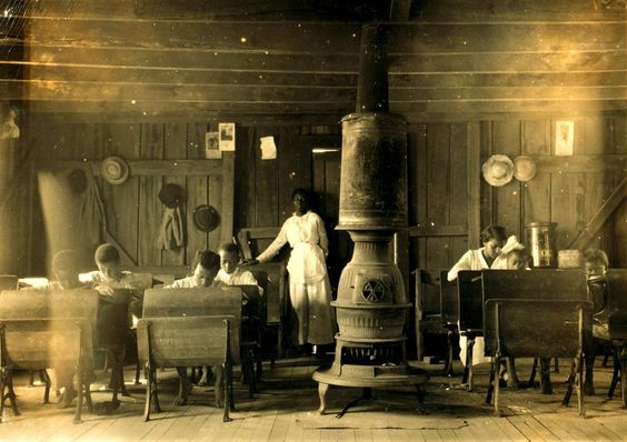 """""""Colored school at Anthoston, Kentucky,"""" by Lewis Hine, 1916 [2894 × 2044]"""