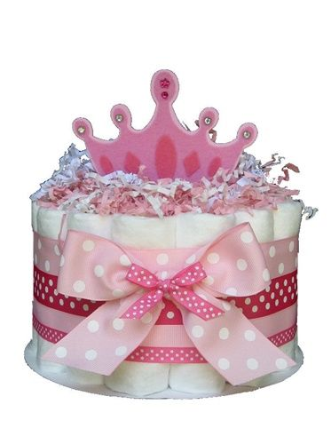 Small - Diaper Cake : Diaper Cakes : Gifts & Gift Sets : BABYRAMA Total Baby Store Ltd.: