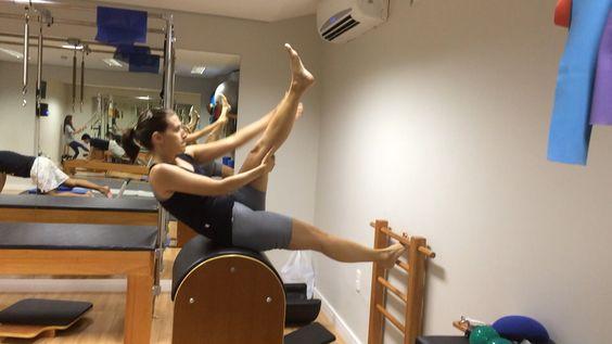 Flexibilidade + força + core
