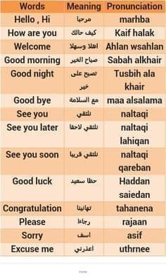 Learning Arabic Msa Fabiennem U2708 Education Is Important For You Subscri Education Languagelog Spoken Arabic Arabic Language Learning Arabic