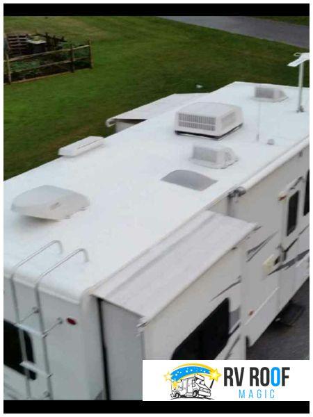 The Common Causes Of Rv Roof Leaks In 2020 Roof Leak Repair Leaking Roof Roof Maintenance
