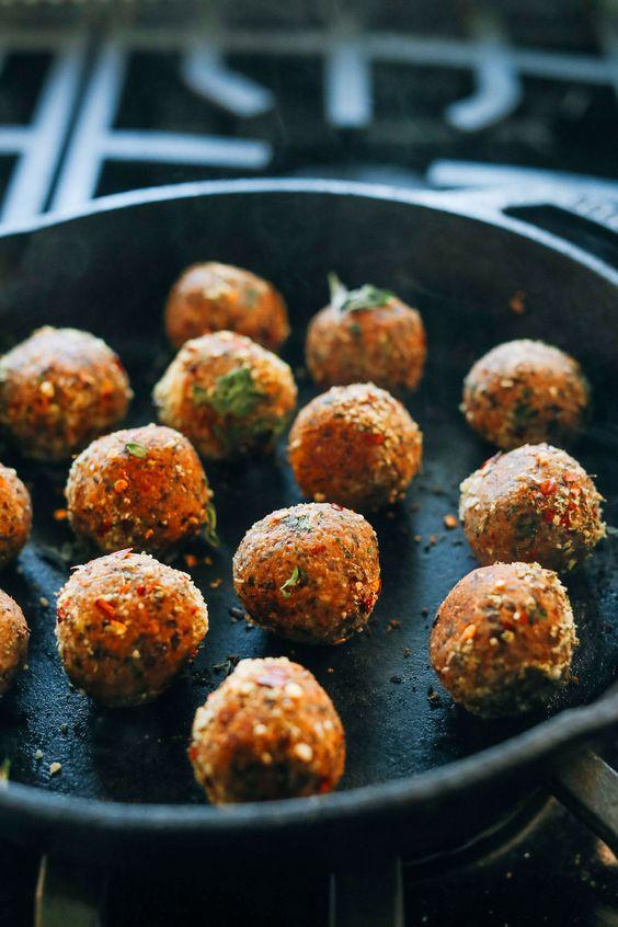 The Best Vegan Meatballs