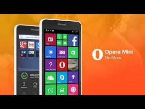 Download Opera Mini Xap For Windows Phone Windows 10 Mobile Windows 10 Windows Phone