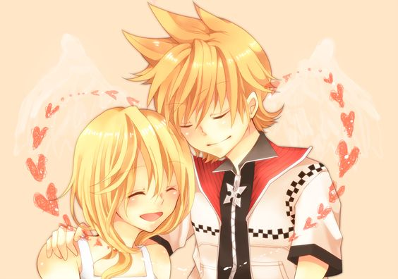 roxas and namine love story - Google Search