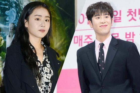 Moon Geun Young Says Block B's P.O Is Her Ideal Type + P.O Responds