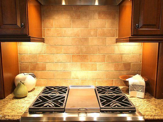 Kitchen Backsplash Stone Tiles And Backsplash For Kitchen