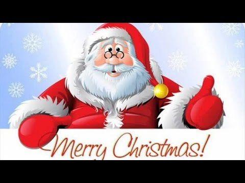 Caro Babbo Natale Canzoni Di Natale Per Bambini Youtube Buon Natale Natale Immagini Di Natale
