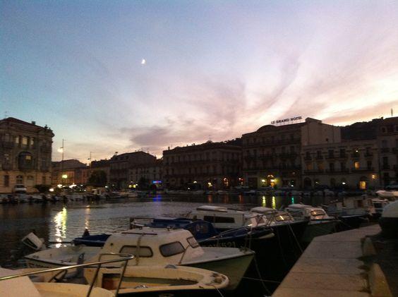 Port of Sète, Sète