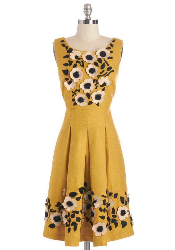 Tracy Reese Exquisite Elation Dress ModCloth.com