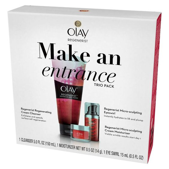 Olay Regenerist Mixed Trio Kit 6 ct
