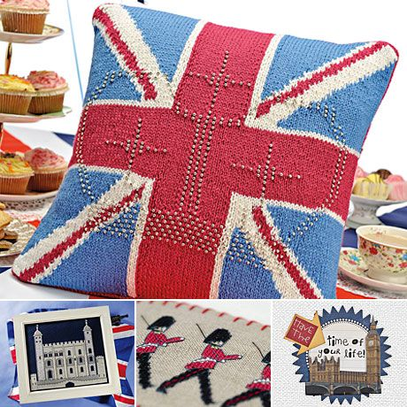 5 of the best Great British craft projects pinned by www.funkyfabrix.com.au