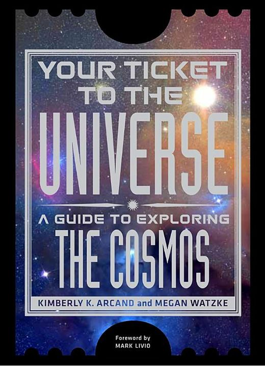 Book Review: Your Ticket to the Universe