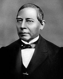 """Benito Pablo Juárez García. """"Entre los individuos, como entre las naciones, el respeto al derecho ajeno es la paz"""""""