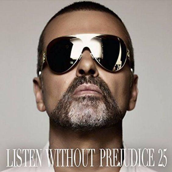 Image result for george michael listen without prejudice 25