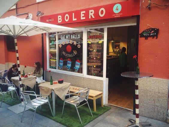 Bolero Meatballs Centro Calle de las Conchas, 4