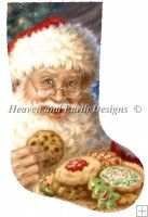 Milk and Cookies Stocking
