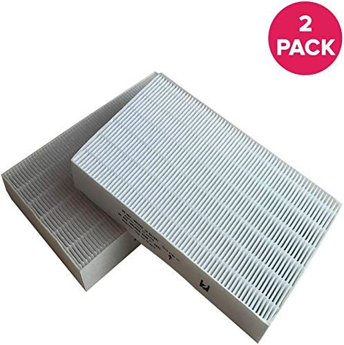 New Think Crucial Replacements Air Purifier Filter Compatible Honeywell Part Hrf R2 Model Hpa090 Hpa100 Hpa200 Hpa250 Hpa300 2 Pack Online Air Purifier Stainless Steel Screen Stainless Microwave