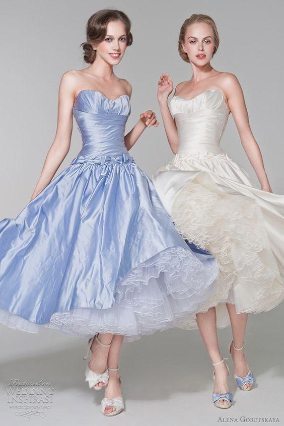 Alena Goretskaya Wedding Dresses 2012 | Petticoats ...