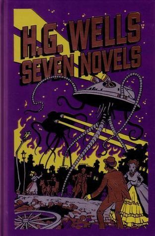 """""""Seven Novels"""" by H.G. Wells"""