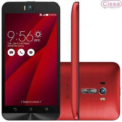 Asus Zenfone Selfie Vermelho