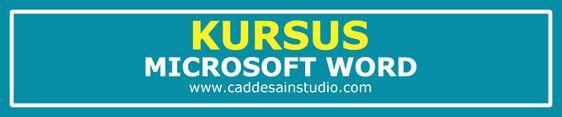 Kursus Microsoft Word di Purwakarta