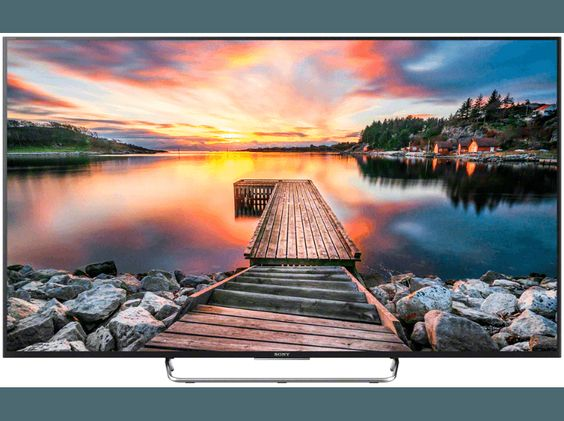 sony kdl75w855 cbaep led tv flat 75 zoll full hd 3d. Black Bedroom Furniture Sets. Home Design Ideas