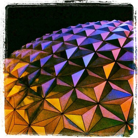 Epcot at night Photo by taniasanford