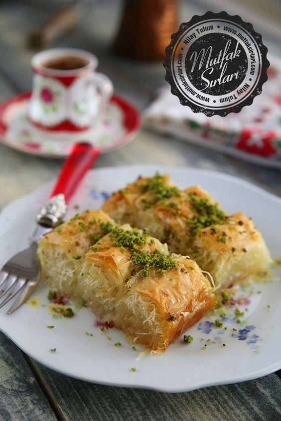 Baklava, El dulce mas famoso, Turquía
