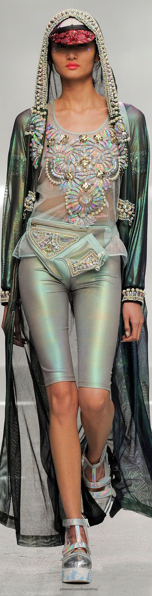 Spring 2015 Manish Arora | The House of Beccaria