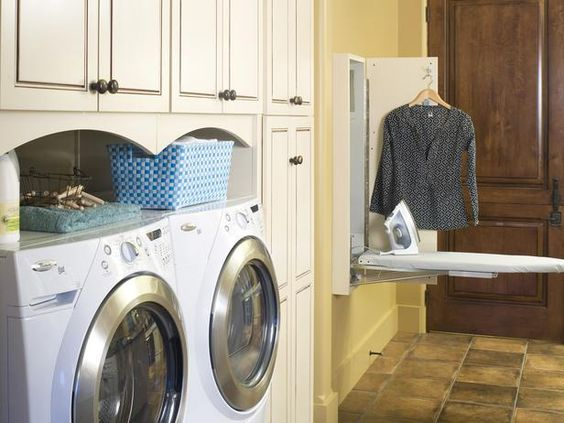 Laundry Room Design Tips: Small + Hardworking | House Counselor