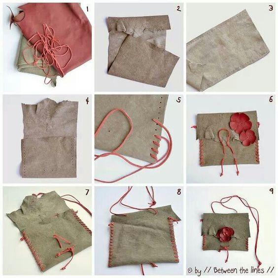 Como hacer un bolso