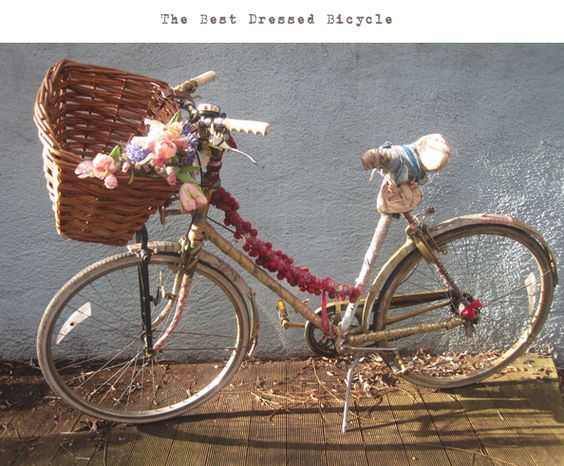 best dressed bycicle