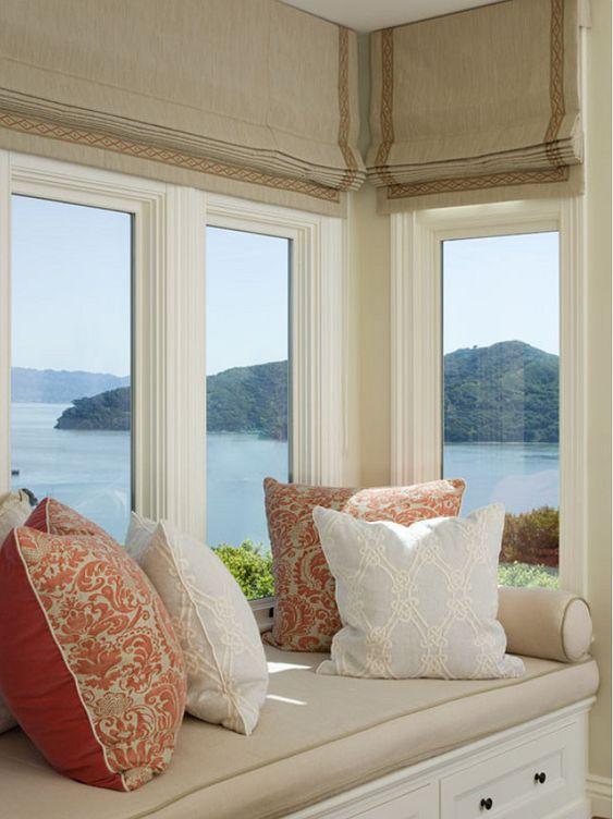 interior design fabrics - Window Seat. Window Seat Pillows. Window Seat Fabric. Window Seat ...