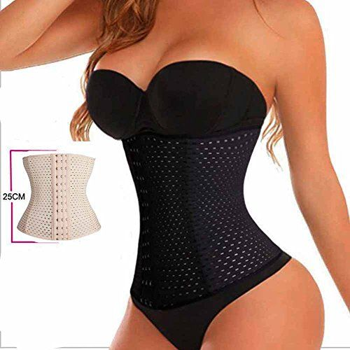 DODOING Belly Band Corset for Weight Loss Waist Trainer Cincher Slim Body Shaper DODOING http://www.amazon.com/dp/B019X9U0P8/ref=cm_sw_r_pi_dp_Y3MVwb0VJ0XNW