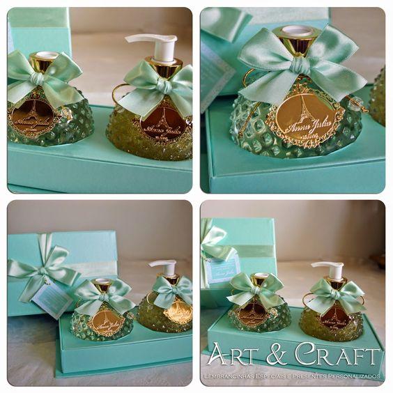 Art e Craft Lembrancinhas Especiais por Patrícia Benedetti: Chá-de-bebê