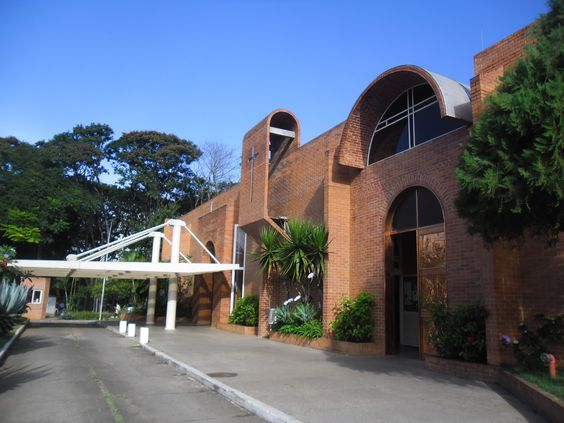 Igreja de São Camilo Lélis_Brasília_Brasil