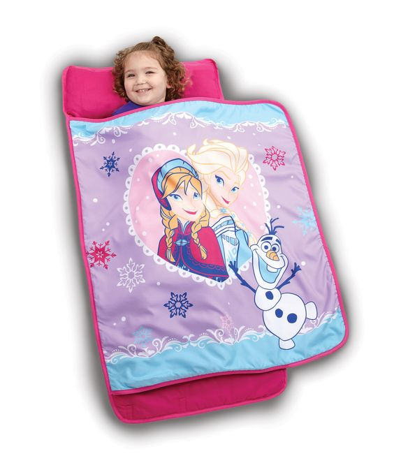 Frozen Toddler Nap Mat