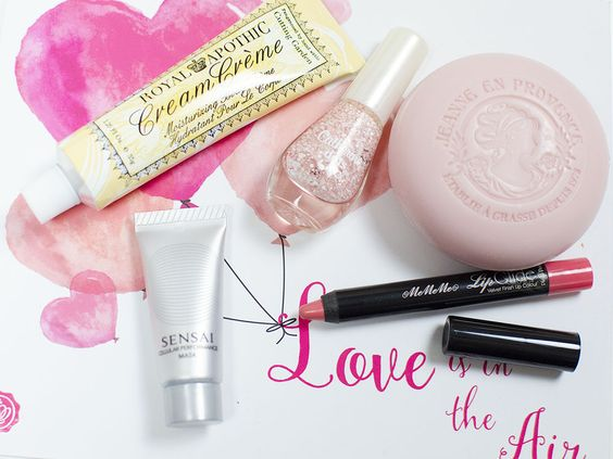 NEW IN: Beauty Faves! - mit Glossybox, Weleda, l'Occitane und Mary Kay | andysparkles