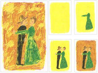 Art Projects for Kids: Draw like Renoir: