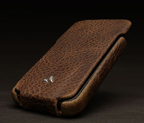 iVolution Top Mamut - Leather Case from Vaja