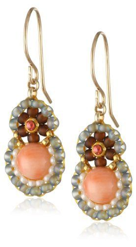 Miguel Ases Pink Coral and Swarovski Drop Earrings, http://www.amazon.com/dp/B00HVXT49M/ref=cm_sw_r_pi_awdm_9ZNTub0MW9TEH: