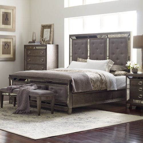 mirrored bedroom furniture mirrored bedroom and upholstered beds on pinterest bedroom furniture mirrored bedroom