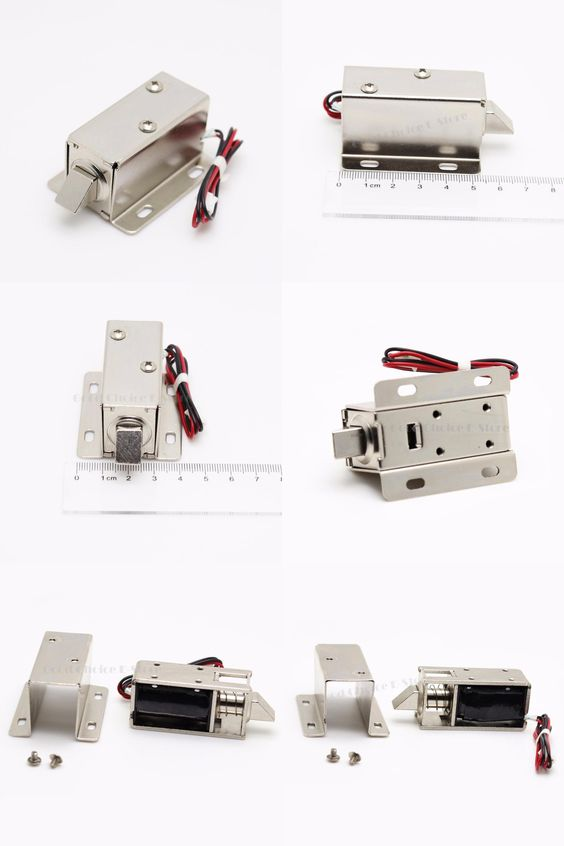 Visit To Buy Dc 12v Small Size Solenoid Electromagnetic Electric Control Cabinet Door Drawer Lock 55 X 41x 30 Mm Advert Cabinet Doors Drawers Cheap Drawers