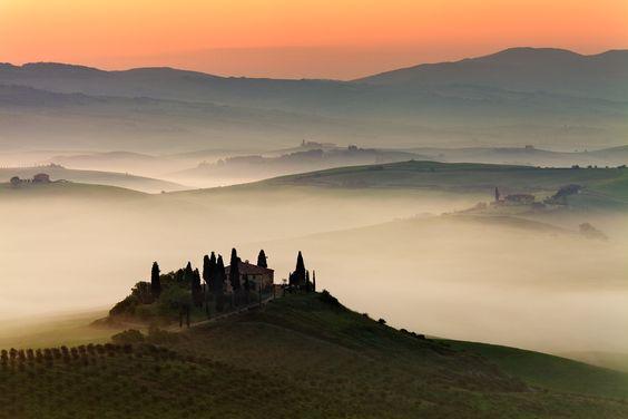 Tuscany by Martin Rak: