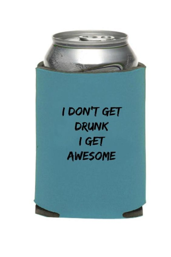 Get Awesome Koozie | Awesome, Products and Design